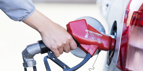自動車のガソリン及びリース関連事業