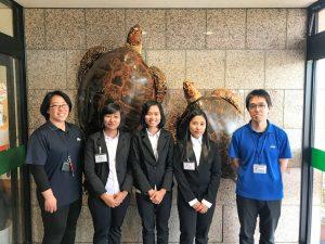 弊組合初の介護技能実習生が栃木県の特別養護老人ホームへ配属…