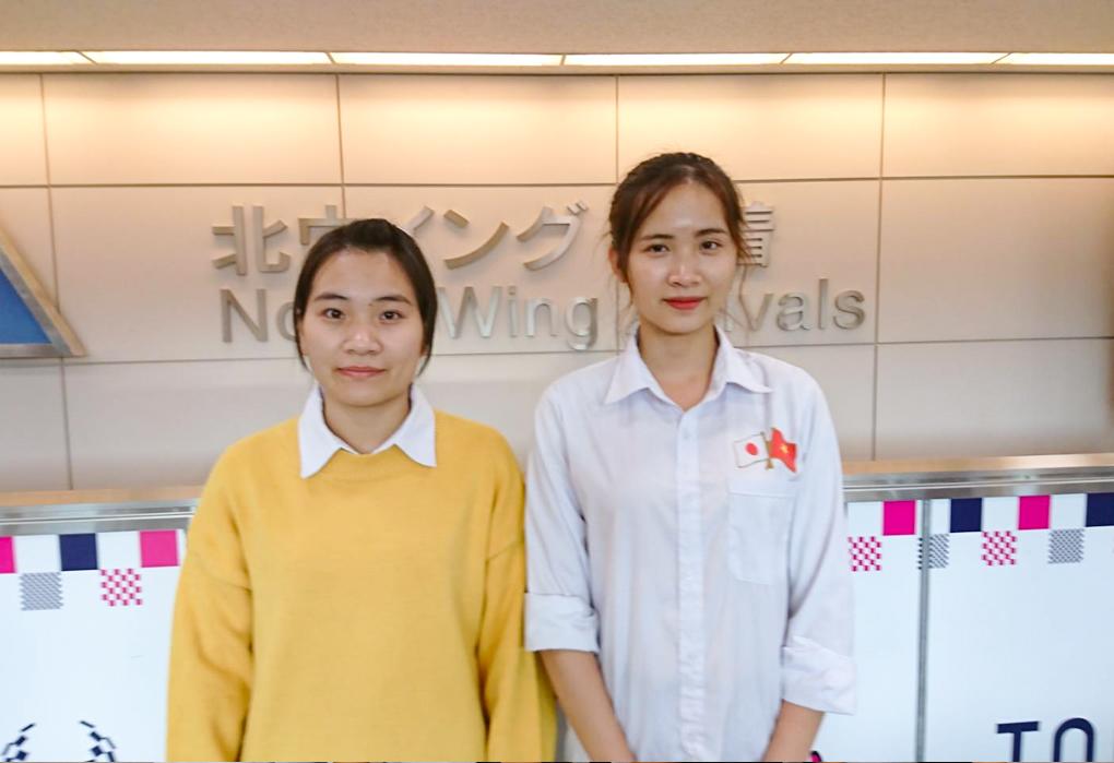 東京都の金型仕上げ企業に配属のベトナム人技能…