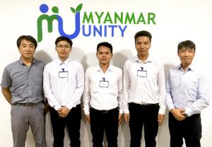 型枠作業の実習生面接にミャンマーへ行きました