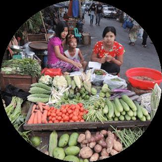 ミャンマーマーケット