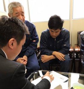 長崎県の建設業受け入れ実習実施者様へ巡回に行きました!