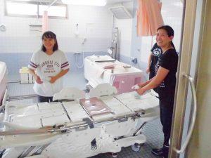 滋賀県の介護施設に技能実習生が配属になりました