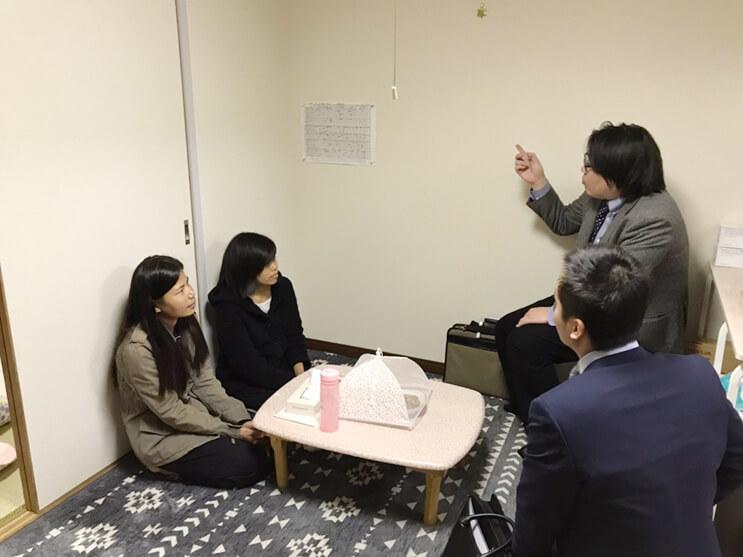 福岡県介護職種のミャンマー人技能実習生の寮に…
