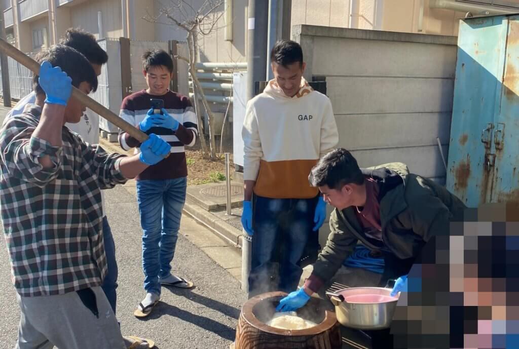 技能実習生が体験した日本の文化